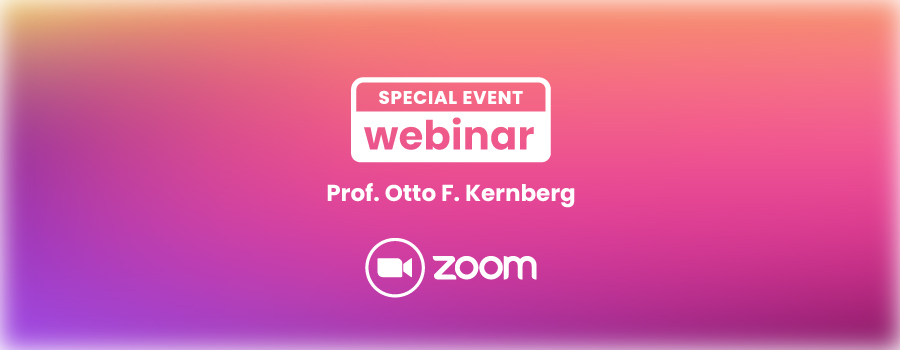 Special event – Webinar –  Object Relations Theory and Transference Analysis